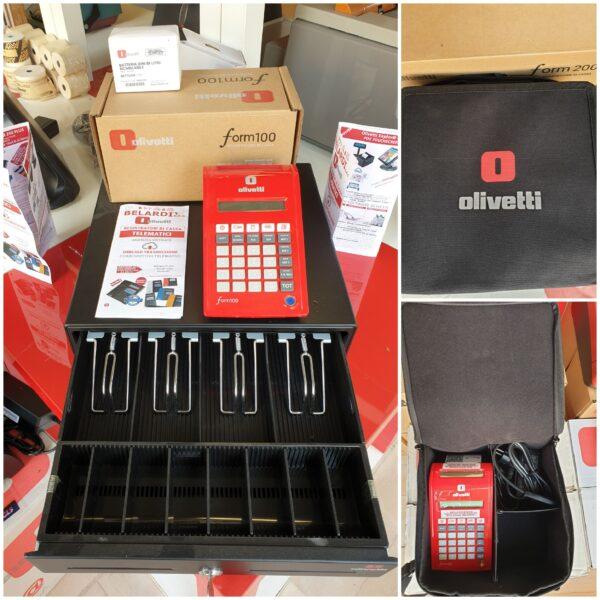 Olivetti-FORM100-accessori