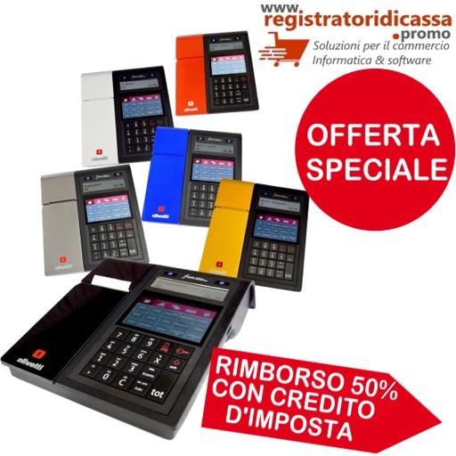 OFFERTA REGISTRATORI DI CASSA TELEMATICI