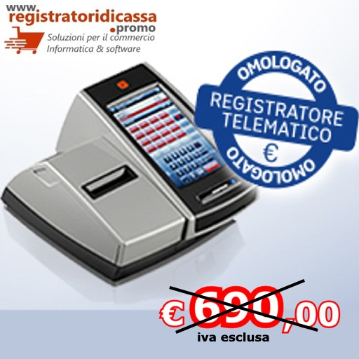 REGISTRATORE-DI-CASSA-TOUCHSCREEN-OLIVETTI-NETTUNA-3000
