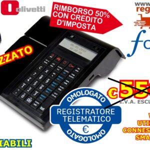 REGISTRATORE DI CASSA TELEMATICO OFFERTA_OLIVETTI_FORM_200