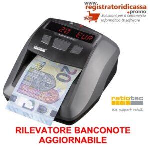 RILEVATORE BANCONOTE FALSE SOLDI SMART