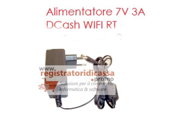 ALIMENTATORE DI CORRENTE DTR D-CASH + RT WIFI